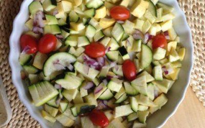 Zucchini Delight Mix